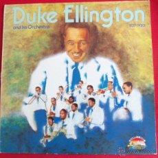 Discos de vinilo: DUKE ELLINGTON AND HIS ORCHESTRA. Lote 50643782