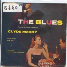 Discos de vinilo: CLYDE MC COY / STORMY WEATHER / SUGAR BLUES + 2 (EP 1959). Lote 50649637
