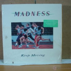 Discos de vinil: MADNESS - KEEP MOVING - GEFFEN RECORDS GHS 4022 - 1984 - EDICION USA. Lote 50655016