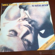 Dischi in vinile: THE RIGHTEOUS BROTHERS - MELODIA DESENCADENA - 2LP - 1990.. Lote 50655035