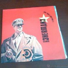 Discos de vinilo: SHERMANS - DONT PUSH IT - MAXI SINGLE 12 - 1987.. Lote 50662728