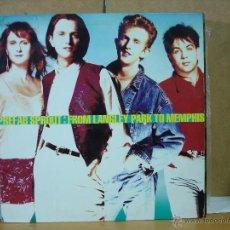 Discos de vinilo: PREFAB SPROUT - FROM LANGLEY PARK TO MEMPHIS - KITCHENWARE-CBS CBS 460124 1 - 1988. Lote 50663995