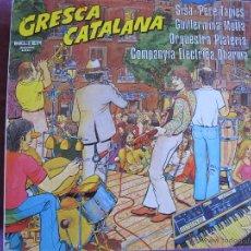 Discos de vinilo: LP - GRESCA CATALANA - VARIOS (SPAIN, DISCOS BELTER 1981). Lote 50675874