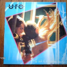 Discos de vinilo: UFO - THE WILD, THE WILLING AND THE INNOCENT . Lote 50683647
