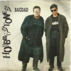 Discos de vinilo: HOMBRESTONES SG RTVE 1992 BAGDAD . Lote 50685906
