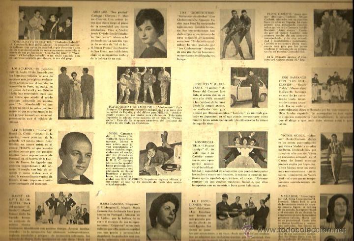 Discos de vinilo: LP EXITOS : LOS ESTUDIANTES, TORCUATO Y LOS CUATRO, MIMO, LOS 3 CARINO, LOS 3 DE CASTILLA, ETC - Foto 3 - 50686876