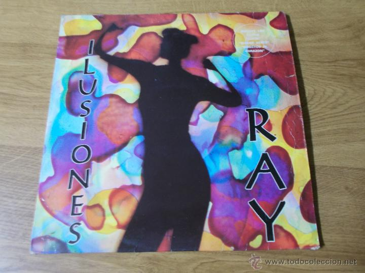 ILUSIONES RAY. (Música - Discos - LP Vinilo - Grupos Españoles de los 90 a la actualidad)