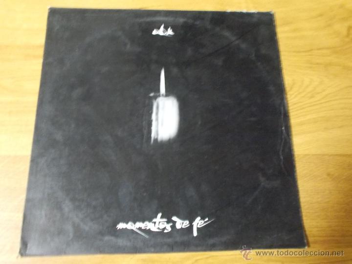 OBK. MOMENTOS DE FÉ (Música - Discos - LP Vinilo - Grupos Españoles de los 90 a la actualidad)