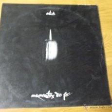 Discos de vinilo: OBK. MOMENTOS DE FÉ. Lote 50689246