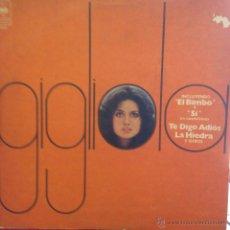 Discos de vinilo: LP DE GIGLIOLA CINQUETTI AÑO 1975 EDICIÓN ARGENTINA. Lote 26805508