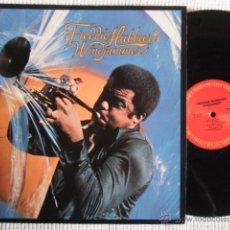 Discos de vinilo: FREDDIE HUBBARD - '' WINDJAMMER '' LP ORIGINAL USA 1976. Lote 50696821