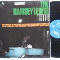 Discos de vinilo: THE RAMSEY LEWIS TRIO - '' S/T '' LP ORIGINAL SPAIN 1966. Lote 50698030