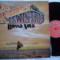 Discos de vinilo: THE RAMSEY LEWIS TRIO - '' BOSSA NOVA '' LP ORIGINAL SPAIN GATEFOLD 1972 CASI NUEVO. Lote 50698374