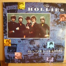 Discos de vinilo: THE HOLLIES ---- ALL THE HITS AND MORE. Lote 50711637