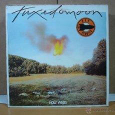 Disques de vinyle: TUXEDOMOON - HOLY WARS - CRAMBOY-DRO 4D-136 - 1985. Lote 50721099