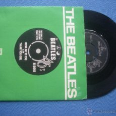 Discos de vinilo: THE BEATLES FROM ME TO YOU + 1 SINGLE UK 1963 PDELUXE. Lote 50733416