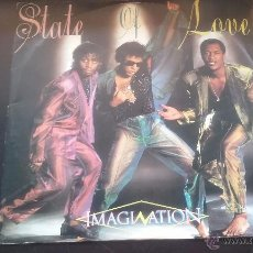 Discos de vinilo: IMAGINATION - STATE OF LOVE - 1983. Lote 50744223