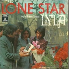Discos de vinilo: LONE STAR SINGLE SELLO EMI-ODEON AÑO 1970 EDITADO EN ESPAÑA. Lote 50757455