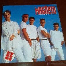 Disques de vinyle: MAGNETO - MAS - LP - 1993.. Lote 50757588