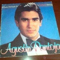 Discos de vinilo: AGUSTIN PANTOJA - PIEL CANELA - LP - 1983 .. Lote 50757612