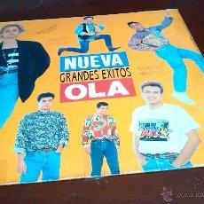 Discos de vinilo: NUEVA OLA - GRANDES EXITOS - LP - 1990.. Lote 50757732