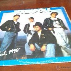 Discos de vinilo: TREEPOLI - ABRIL 1990 - LP - 1990. Lote 50757746