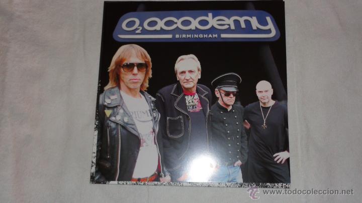 Discos de vinilo: Jameson Raid - Live At The O2 Academy 2XLP Gatefold High Roller Records - HRR 180 Germany 2011 - Foto 4 - 50770319
