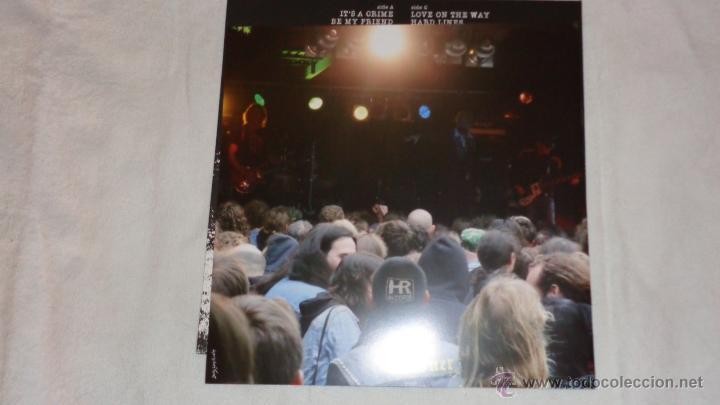 Discos de vinilo: Jameson Raid - Live At The O2 Academy 2XLP Gatefold High Roller Records - HRR 180 Germany 2011 - Foto 5 - 50770319