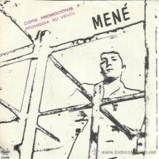 Discos de vinilo: MENE SG DOS ROMBOS 1983 SUEÑOS/ SOMBRAS DE AYER MAMA. Lote 50772425