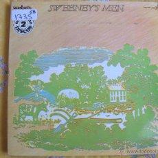 Discos de vinilo: LP - SWEENEY'S MEN - THE TRACKS OF SWEENY (DOBLE DISCO, SPAIN, GIMBARDA RECORDS 1979). Lote 159931662