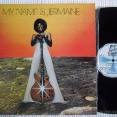 Discos de vinilo: JERMAINE JACKSON - '' MY NAME IS JERMAINE '' LP ORIGINAL SPAIN GATEFOLD 1976 EXCELENTE. Lote 50779056