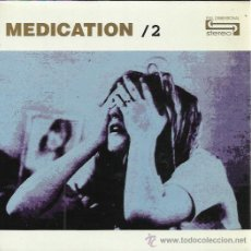 Discos de vinilo: MEDICATION 2 SG ACUARELA 1994 CAN'T SEEM TO REMEMBER/ TIME INDIE NOISE . Lote 50789505
