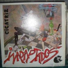 Discos de vinilo: CICATRIZ, INADAPTADOS. SOÑUA 1986. Lote 50790674