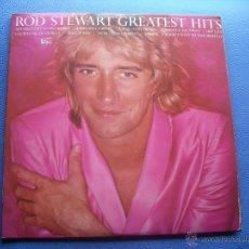 Discos de vinilo: ROD STEWART (GREATEST HITS) LP 1979 ESPAÑA PEPETO. Lote 50792800