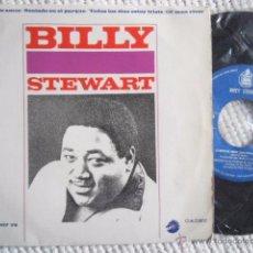 Discos de vinilo: BILLY STEWART - '' SECRET LOVE '' EP SPAIN 1967. Lote 50795185