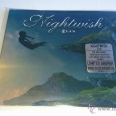 Discos de vinilo: NIGHTWISH SINGLE ÉLAN EDICIÓN LIMITADA . Lote 50797900
