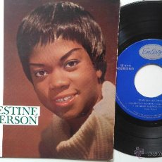 Discos de vinilo: ERNESTINE ANDERSON- FASCINATING RHYTHM +3- SPANISH EP 1960.. Lote 50798427