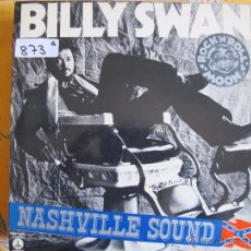 Discos de vinilo: LP - BILLY SWAN - ROCK AND ROLL MOON (SPAIN, MONUMENT RECORDS 1975). Lote 50806289