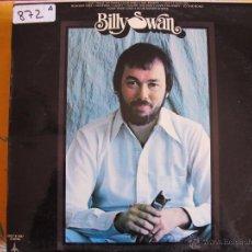 Discos de vinilo: LP - BILLY SWAN - SAME (SPAIN, MONUMENT RECORDS 1976). Lote 50806320