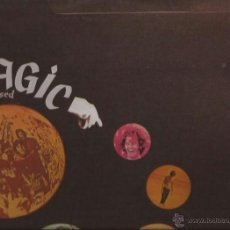 Discos de vinilo: LP-MAGIC ENCLOSED GEAR FAB RECORDS 204-USA-60´S RECORDING. Lote 50806803