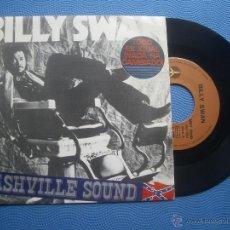Discos de vinilo: BILLY SWAN TODO ES IGUAL NADA HA CAMBIADO SINGLE SPAIN 1975 PDELUXE. Lote 50808936