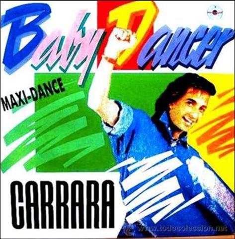 12 INCH - CARRARA - BABY DANCER - ITALO - NUEVO, STOCK DE TIENDA segunda mano