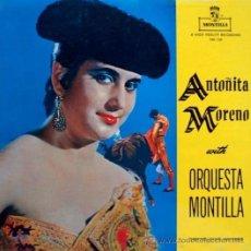 Discos de vinilo: ANTOÑITA MORENO. Lote 50849024