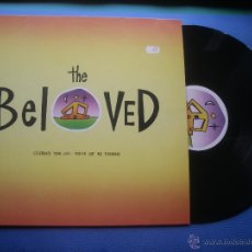Discos de vinilo: THE BELOVED CELEBRATE YOUR LIFE MAXI UK 1993 PDELUXE. Lote 50849554