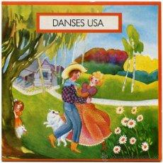 Discos de vinilo: GERRY REYNOLDS I ELS SEUS TEXAS-BOYS – DANSES USA - EP SPAIN 1979 - EDIGSA / UNIDISC 20.018. Lote 50864922
