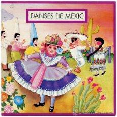 Discos de vinilo: LOS MARIACHIS, DE VERA CRUZ - DANSES DE MÈXIC - EP SPAIN 1979 - EDIGSA / UNIDISC 20.017. Lote 50864943