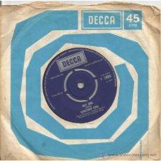 Discos de vinilo: ** SB234 - SINGLE - JONATHAN KING - GAY GIRL / CHERRY, CHERRY - DISCOS DECCA - MADE IN ENGLAND 1970. Lote 50865330