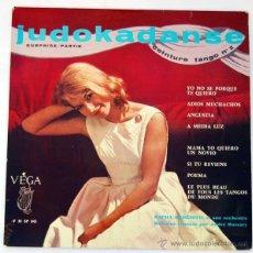 Discos de vinilo: JUDOKADANSE SURPRISE PARTIE CEINTURE TANGO Nº 2 LP 10 PULGADAS. ED. FRANCESA - RAPHA BROGIOTTI. Lote 50868644