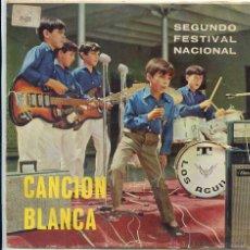Discos de vinilo: 2º FESTIVAL DE LA CANCION BLANCA / SUEÑOS DE JUVENTUD / YO CONOCI A UNA CHICA + 2 (EP 1969). Lote 50871407