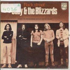 Discos de vinilo: CUBY & THE BLIZZARDS / CALLEJON / FACIL DE ABANDONAR, DIFICIL DE OLVIDAR (SINGLE 1971). Lote 50871913